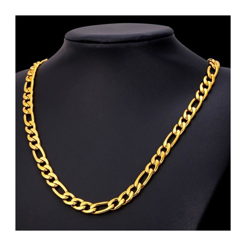 or collier homme