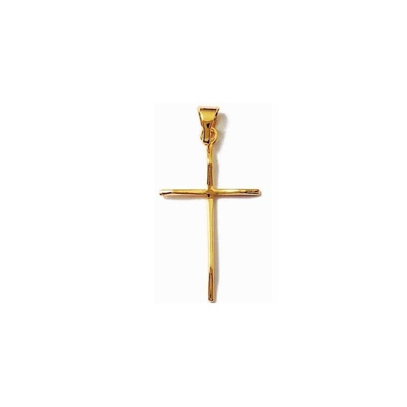 Pendentif croix catholique